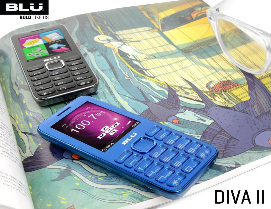 DIVA II - Specification